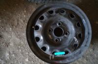 Диск колесный обычный (стальной) Kia Sephia Артикул 50754547 - Фото #1