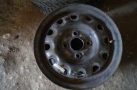 Диск колесный обычный (стальной) Kia Sephia Артикул 50754613 - Фото #1