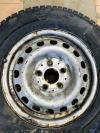 Диск колесный обычный (стальной) Mercedes Vito W638 (1996-2003) Артикул 53522674 - Фото #1
