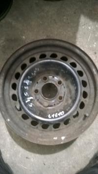 Диск колесный обычный (стальной) Mercedes W210 (E) Артикул 50585545 - Фото #1