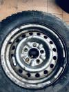 Диск колесный обычный (стальной) Nissan Vanette Артикул 52220266 - Фото #1