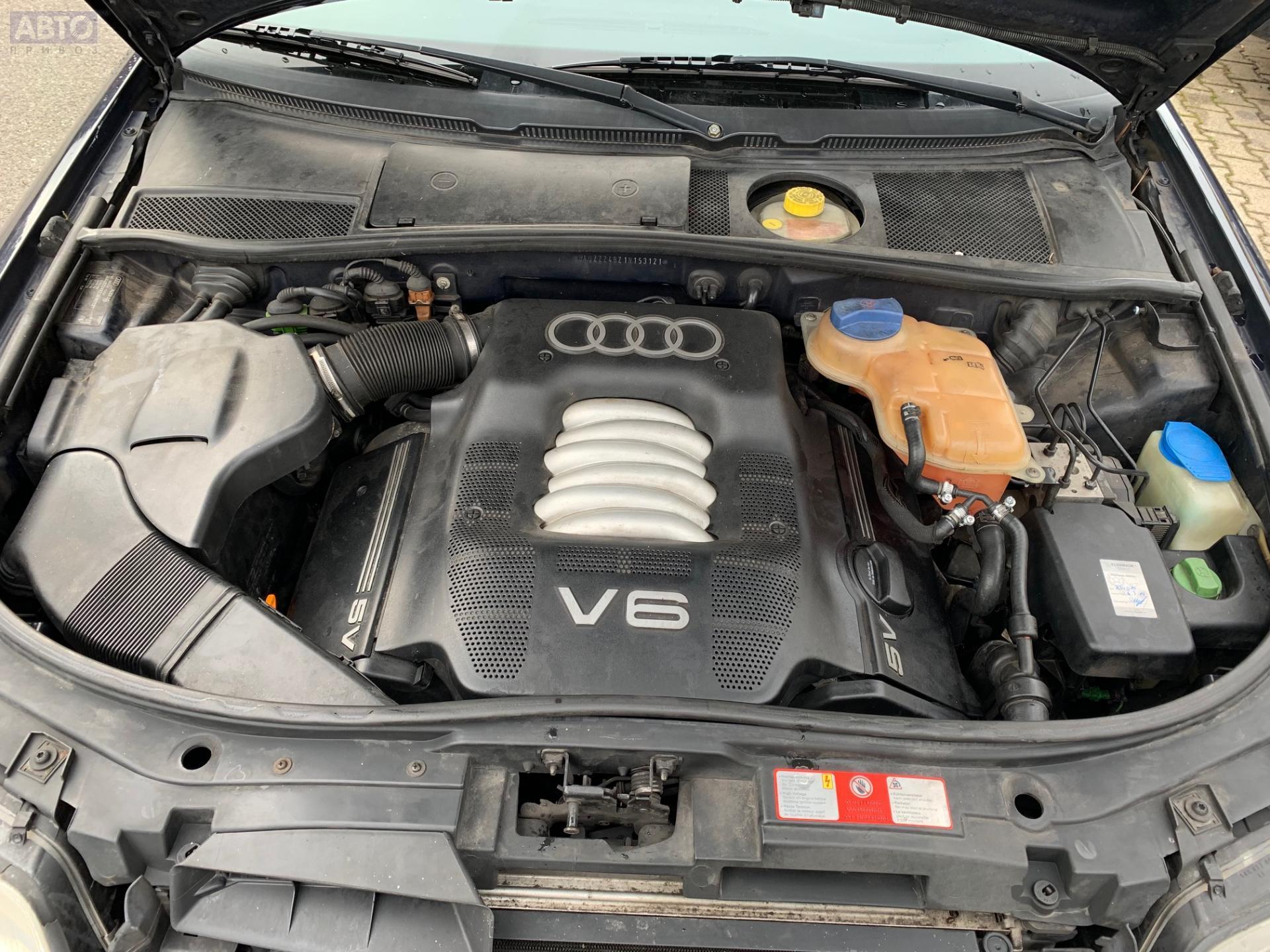двигатель двс для Audi A6 C5 1997 2005 купить бу цены с