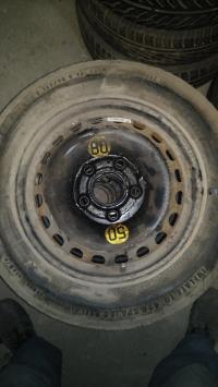Колесо запасное BMW 3-series (E36) Артикул 50724637 - Фото #1