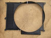 Диффузор (кожух) вентилятора радиатора BMW 3-series (E36) Артикул 51748845 - Фото #1