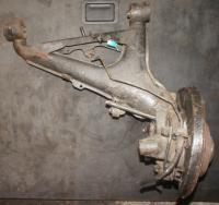 Рычаг подвески BMW 5 E34 (1987-1996) Артикул 51055210 - Фото #1