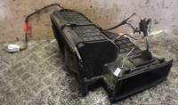 Двигатель отопителя (моторчик печки) Ford Courier Артикул 51663429 - Фото #1
