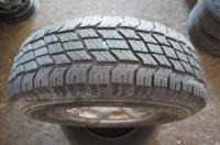 Диск колесный обычный (стальной) Ford Maverick (1993-1998) Артикул 51591131 - Фото #1