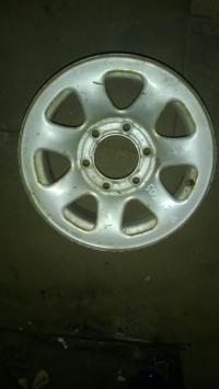 Диск колесный обычный (стальной) Hyundai Galloper Артикул 50541256 - Фото #1