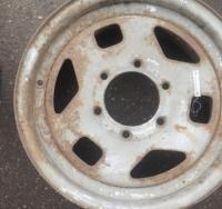 Диск колесный обычный (стальной) Isuzu Trooper Артикул 377023 - Фото #1