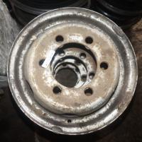 Диск колесный обычный (стальной) LDV Convoy Артикул 51833803 - Фото #1