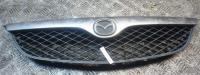 Решетка радиатора Mazda 626 (1997-2002) GF/GW Артикул 51630577 - Фото #1
