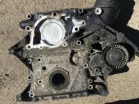 Крышка двигателя передняя Mercedes Sprinter (1995-2006) Артикул 51471559 - Фото #1