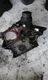 Крышка двигателя передняя Mercedes W203 Артикул 51774161 - Фото #1