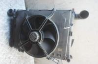 Радиатор интеркулера Mercedes W210 (E) Артикул 51465447 - Фото #1