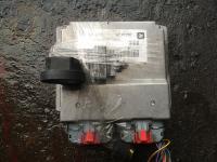 Блок управления двигателем (ДВС) Opel Astra G Артикул 50652792 - Фото #1