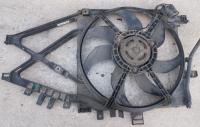 Вентилятор радиатора Opel Combo B Артикул 50561514 - Фото #1