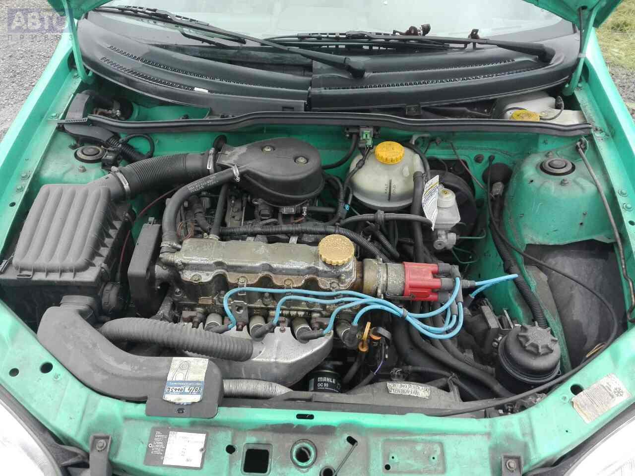 opel corsa b двигатель от bmw