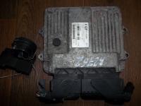 Блок управления двигателем (ДВС) Opel Corsa C Артикул 51844664 - Фото #1