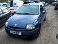 Renault Clio II (1998-2008) Разборочный номер W9113 #4