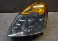 Фара Renault Modus Артикул 51746188 - Фото #1
