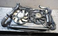 Радиатор основной Saab 9-3 (2002-2007) Артикул 51447271 - Фото #1