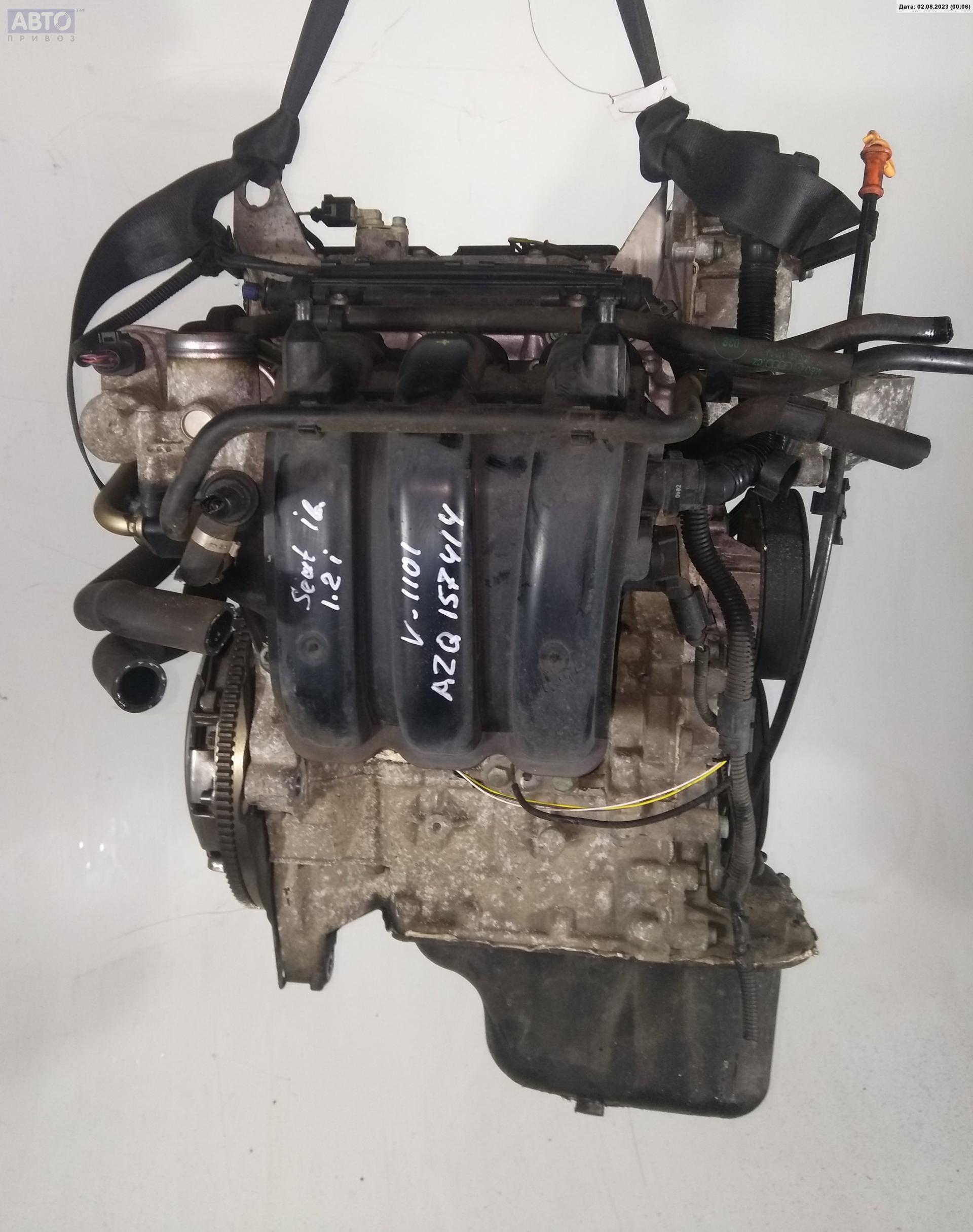 Схема двигателя seat ibiza