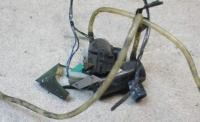 Насос омывателя (стекла, фар) Suzuki Swift Артикул 51718155 - Фото #1