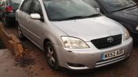 Toyota Corolla (2002-2007) Разборочный номер W8352 #2