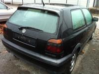 Volkswagen Golf-3 Разборочный номер X9021 #1