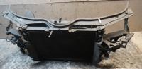 Рамка (панель) передняя кузовная Volkswagen Passat B5 Артикул 51765386 - Фото #1