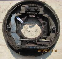 Щиток (диск) опорный тормозной Volkswagen Transporter 4 Артикул 51472495 - Фото #1